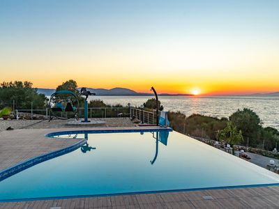 Photo for Beautiful Apartment in Greece with Swimming Pool