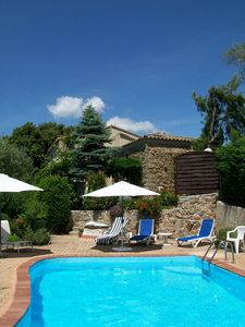 Photo for 3BR Villa Vacation Rental in Eccica-Suarella, Corse
