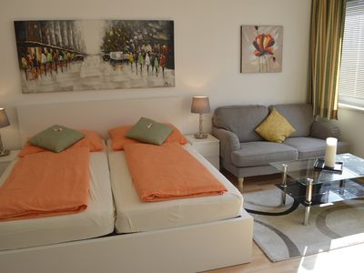 Photo for Easy walk to everywhere - New renovated apartment - Directly City Center Vienna