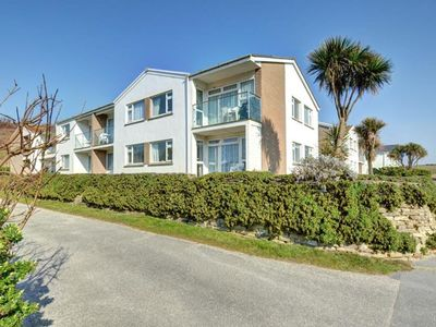 Photo for Quaint Apartment in Cornwall with Swimming Pool