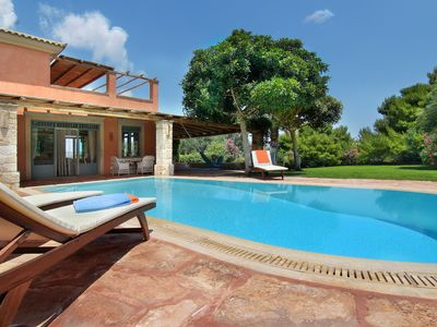 Photo for VOULIAGMENI  VILLA,  Living in a fairy tale