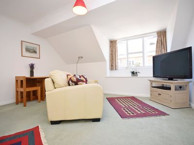 Photo for Frankland Terrace , Emsworth  -  a flat that sleeps 2 guests  in 1 bedroom