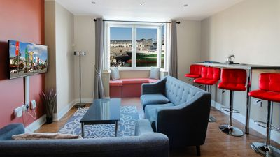 Photo for Water view duplex apartment. 3 mins walk to Eyre Square