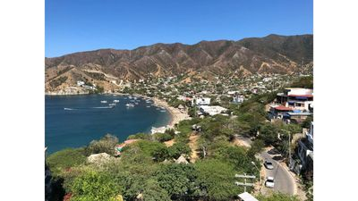 Photo for Apartment with beautiful view of Taganga Bay
