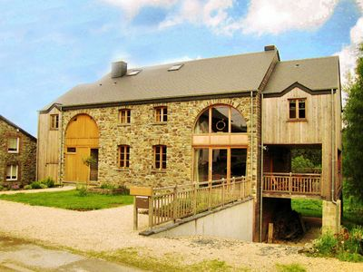 Photo for Inviting Holiday Home in Sart-Bertrix with Sauna