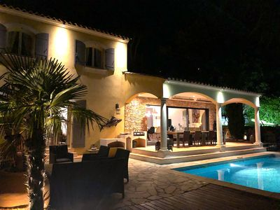 Photo for VILLA 8 PEOPLE WITH SWIMMING POOL.