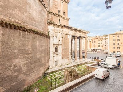 Photo for Apartment in the center of Rome with Internet, Air conditioning, Washing machine (9563)