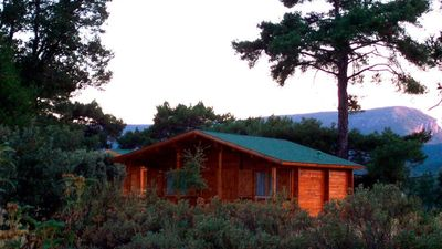 Photo for Cabins The Llano de los Conejos