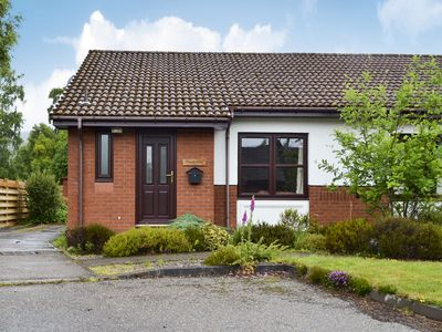 Photo for 2 bedroom accommodation in Dalfaber, Aviemore