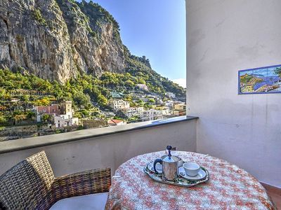 Photo for Casa Macrina A: A cheerful apartment in a quiet position, situated at a short distance from the Cathedral of Amalfi.