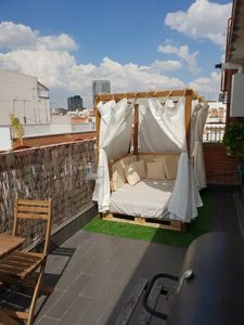 Photo for Duplex penthouse area Santiago Bernabeu / Chamberi / Azca
