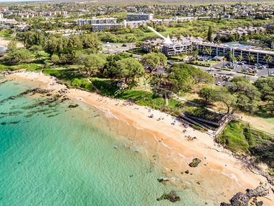 Photo for Penthouse Ocean Views,  1 Minute Walk to Amazing Kamaole III Beach, Lux Upgrades