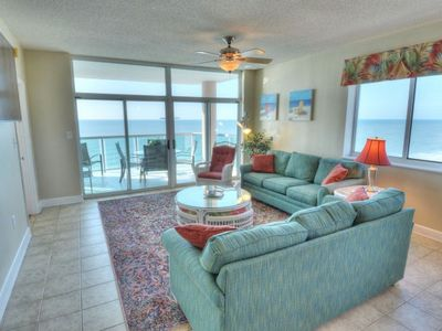Photo for Blue Water Keyes - PH 7 Beautiful 4 bedroom with Balcony off the Master!