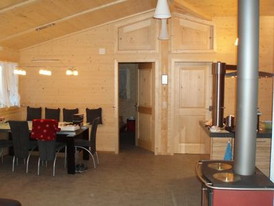 Photo for House in the center of Gsteig bei Gstaad with Parking, Terrace, Washing machine (37965)