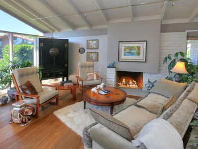 Photo for Designer's Renovated 2 Bed 2 Ba Patio Home