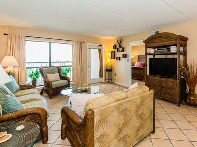Photo for COZY 9th Floor Ocean View-3BR/2BTH, 70+ Reviews/5-Star Rated, 2020 Specials