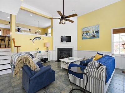 Photo for Large 3 BR 2.5 BA Townhouse in West OC with Garage and Pool.