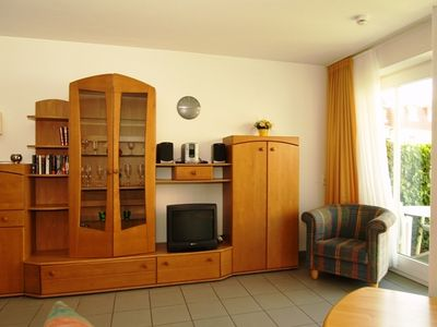 Photo for Tastefully furnished apartment: comfort and tranquility in a privileged position - Am Stadtwald Whg 0.