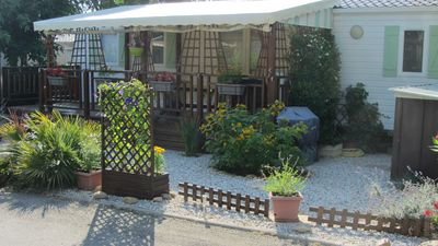 Mobil Home Valras Plage