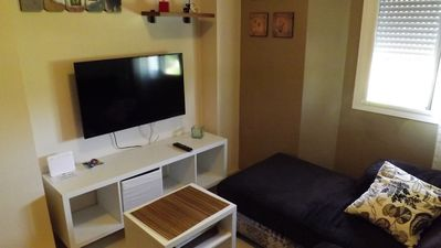 Photo for Apartment Las Camelias, beach center, 2 bedrooms