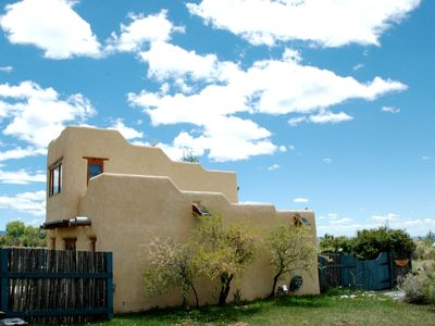 Photo for Kitty's Casita ~ Private romantic escape for 2 & pet! Between Taos and TSV