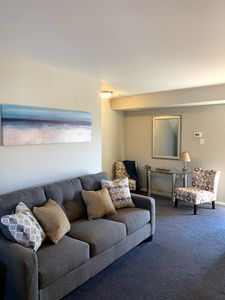 Photo for Spacious Oceanfront Condo with Pool - Steps from the beach and minutes from AC!