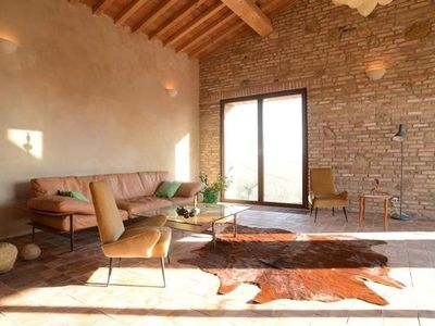 Photo for Holiday apartment Saline di Volterra for 6 - 7 persons with 3 bedrooms - Stately Manor/Villa