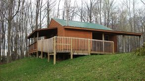 Photo for 1BR Cabin Vacation Rental in Marion, Michigan