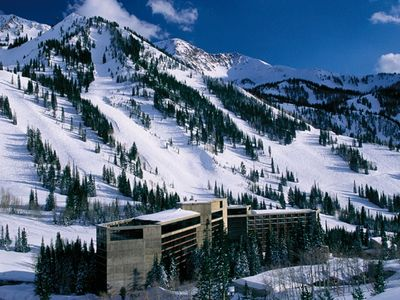 Photo for Snowbird Cliff Club - Jan 11 - 18  Ski In/Out Condo Sleeps 10