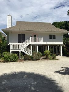 Photo for Captiva Beachfront Home in the Heart of the Village