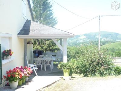 Photo for Independent cottage on the farm in the mountains free wifi panorama
