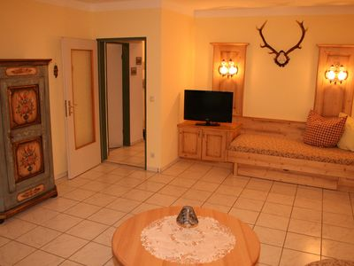 Photo for 65 sqm newly renovated modern 4-star apartment in Bavarian style