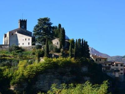 Photo for Breathtaking View over Barga's cathedral
