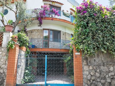 Photo for 3 Apartments with panoramic terrace or furnished garden - 50 mt. sea