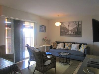 Photo for Beautiful apartment 200 meters from the beach / Lovely apartment close to the beach