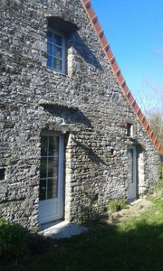 Photo for Cotentin west coast Beach 2 kms, beautiful restored barn in small hamlet
