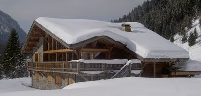 Photo for The most dramatic, spacious chalet in Morzine