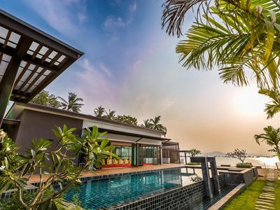 Photo for Beachfront Villas in Chalong Bay Phuket