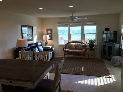 Photo for Oceanfront Duplex with beautiful Emerald Isle Panoramic Views