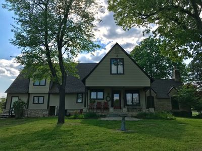 Photo for Welcome Families/Groups! Spacious Home with Acreage, Close to Town and Lake!