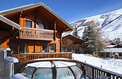 Photo for 6 bedroom accommodation in Les Deux Alpes