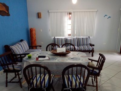 Photo for Single storey house with SWIMMING POOL in Condominio with security 24 h. Massaguaçu Beach