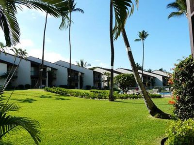 Photo for Hale Kamaole 1 Bedroom Condo Across from Beach! #139