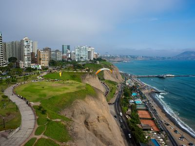 Photo for 2BR Apartment Vacation Rental in Lima, Lima