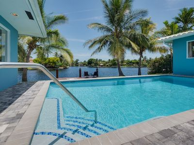Most Amazing Waterfront Views! Heated Pool.