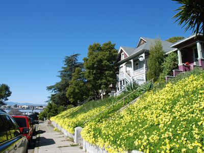 Photo for Boutique Bungalow 2 by Waterfront, Walk to Vallejo Ferry to SF and Winetrain
