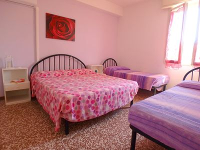 Photo for Convenient to the beach! Air-conditioned apartment in the center of Lido di Pomposa