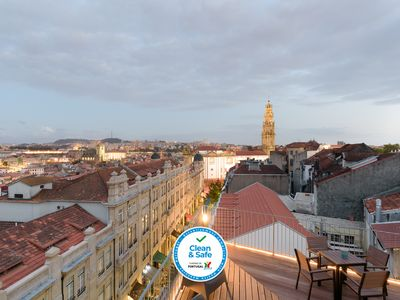 Photo for Apartment in Porto's Nightlife Center (Terrace, City View)