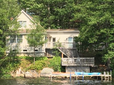 Photo for Beautiful lakeside property with full amenities