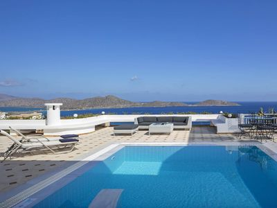 Photo for Villa Agnes, in luxury complex in Crete, with private pool, 3 bedrooms, 6 sleeps